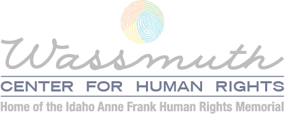 wassmuth center for human rights Idaho